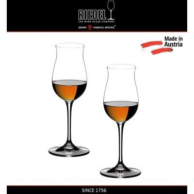 VINUM Набор рюмок для коньяка Cognac VSOP, 2 шт, 170 мл, хрустальное стекло, Riedel